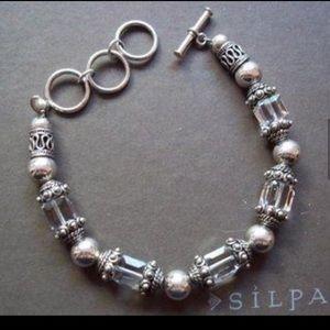 Beautiful Silpada Retired bracelet